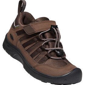 Keen Hikeport 2 Low WP Zapatillas Niños, coffee bean